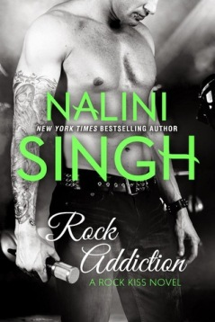 Rock Redemption by Nalini Singh on Cover to Cover Book and Blogging Blog by Kat Snark Rockstar Rock Star romance fox molly librarian contemporary romance