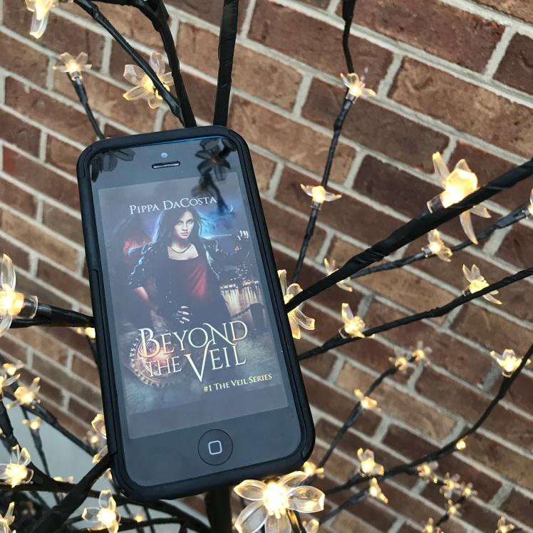 Beyond the Veil by Pippa DaCosta on Cover to Cover Book and Blogging Blog Yearbook Superlatives by Kat Snark