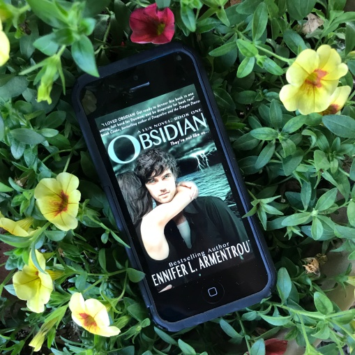 Obsidian by Jennifer L. Armentrout JLA book one 1 in the Lux series Daemon Black on Cover to Cover Book and Blogging Blog Yearbook Superlatives by Kat Snark