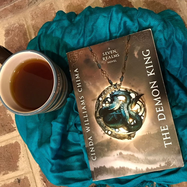 The Demon King by Cinda Williams Chima on Cover to Cover Book and Blogging Blog Yearbook Superlatives by Kat Snark