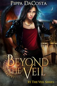 Beyond the Veil by Pippa DaCosta Book and Blogging Blog by kat Snark