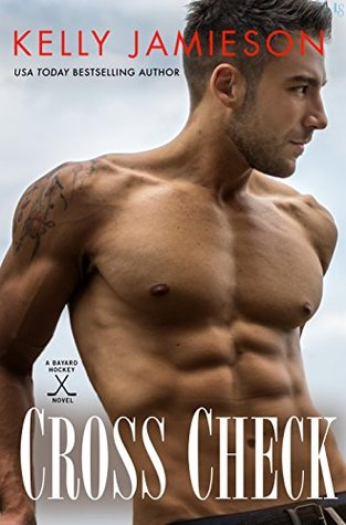 Cross Check by Kelly Jamieson excerpt hockey party girl on Cover to Cover Book and Blogging Blog by Kat Snark