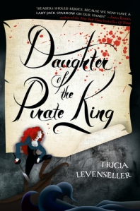 Daughter of the Pirate King Review by Tricia Levenseller on Cover to Cover