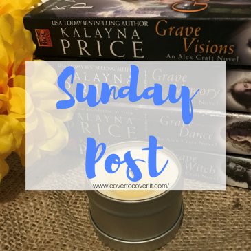The Sunday Post hosted by Caffeinated Book Reviewer on Cover to Cover book blog by Kat Snark