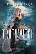 Truthwitch by Susan Dennard Top Ten Tuesday Series I've Been Meaning to Start But Haven't on Cover to Cover book and Blogging blog by Kat Snark