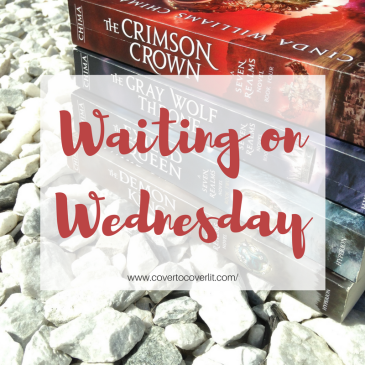 Waiting on Wednesday is hosted by Breaking the Spine on Cover to Cover a book and blogging blog by kat snark