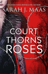 A Court of Thorns and Roses by Sarah J. Maas T5W Top Five Wednesday Books Not Inspired by the Western World on Cover to Cover Book and Blogging Blog by Kat Snark