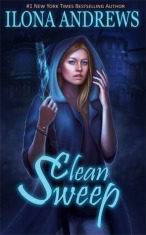 Clean Sweep by Ilona Andrews on Cover to Cover Book and Blogging Blog Top Five Books Featuring Shifters by Kat Snark