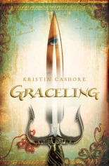 Graceling by Kristin Cashore T5W Top Five Wednesday Books Not Inspired by the Western World on Cover to Cover Book and Blogging Blog by Kat Snark