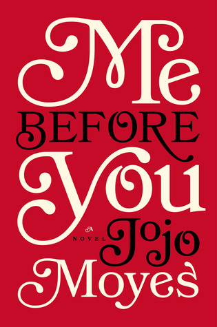 Me Before You by Jojo Moyes Biannual Bibliothon Summer 2017 on Cover to Cover Book and Blogging Blog by Kat Snark