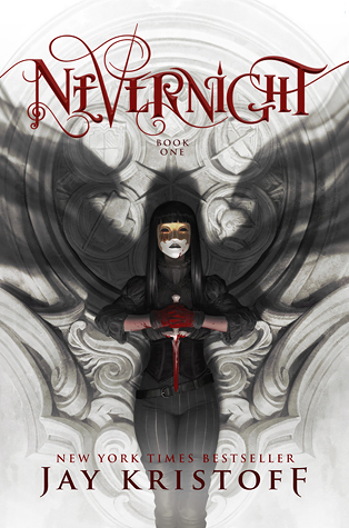 Nevernight by Jay Kristoff Biannual Bibliothon Summer 2017 on Cover to Cover Book and Blogging Blog by Kat Snark