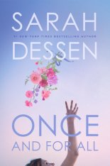 Once and For All by Sarah Dessen on Cover to Cover Book and Blogging Blog by Kat Snark