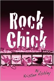 Rock Chick by Kristen Ashley T5W Top Five Wednesday Series That Get Better With Every Book on Cover to Cover Book and Blogging Blog by Kat Snark