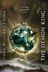 The Demon King by Cinda Williams Chima T5W Top Five Wednesday Books with no romance on Cover to Cover Book and Blogging Blog by Kat Snark