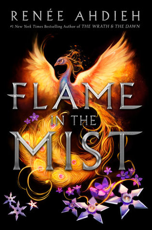 The Flame in the Mist by Renee Ahdieh Biannual Bibliothon Summer 2017 on Cover to Cover Book and Blogging Blog by Kat Snark