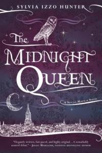 The Midnight Queen by Sylvia Izzo Hunter on Cover to Cover Book and Blogging Blog by Kat Snark