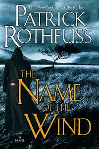 The Name of the Wind by Patrick Rothfuss T5W Top Five Wednesday Books With No Romance on Cover to Cover Book and Blogging Blog by Kat Snark