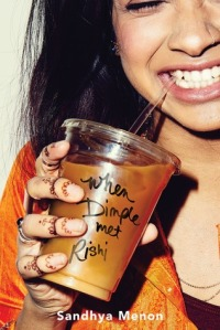 When Dimple Met Rishi by Sandhya Menon on Cover to Cover Book and Blogging Blog by Kat Snark