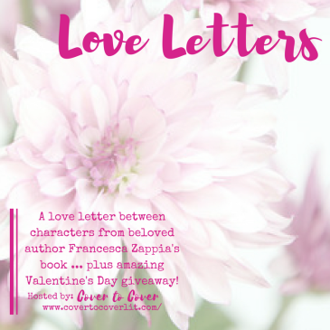 Love Letters Valentine's Day 2018 Francesca Zappia Eliza and Her Monsters Owlcrate Wallace Eliza Fandom Webcomic Book Reading Cover to Cover Book and Blogging Blog by Kat Snark Nalini Singh Psy-Changeling Silver Silence giveaway Valentine's Day