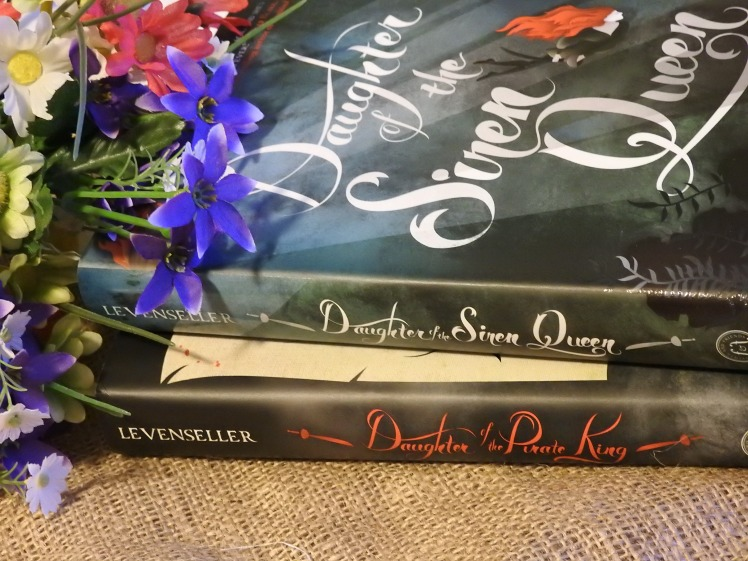 The Bookish Q&A Tag by Deborah Kealty from Paperfury Cait Paper Fury cover to cover book blog C2C Book Blog blogger reader books reading kat snark katey Kruback The Book Habits and Currently Reading Tag Book Tag spring Daughter of the Pirate King Siren Queen by Tricia Levenseller