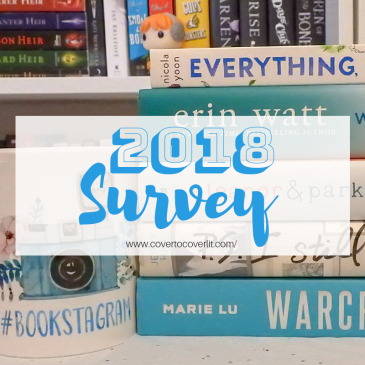 2018 End of Year Survey Perpetual Pages Cover to Cover Book Blog kat snark reading read book books reader novel recommends reads