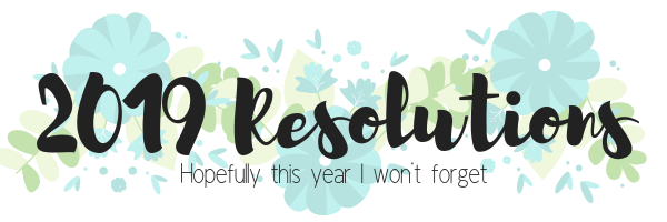 2019 Resolutions Looking back Reading resolutions book challenges cover to cover lit book blog kat snark