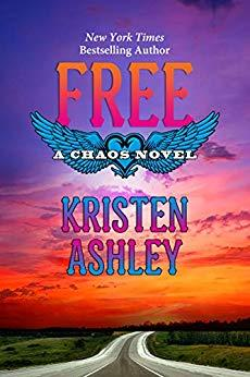 Free by Kristen Ashley Cover to Cover Book Blog Kat Snark