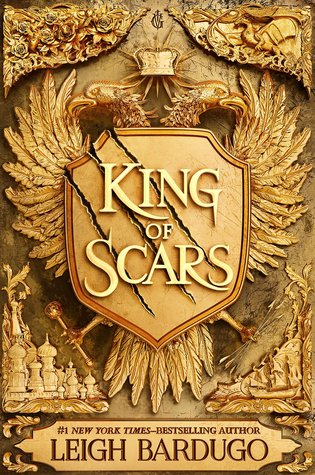 King of Scars by Leigh bardugo Cover to Cover Book Blog Kat Snark