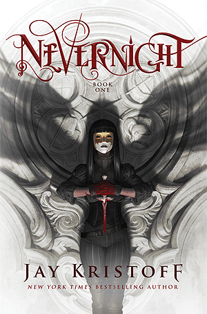 Nevernight by Jay Kristoff cover to Cover book blog kat snark