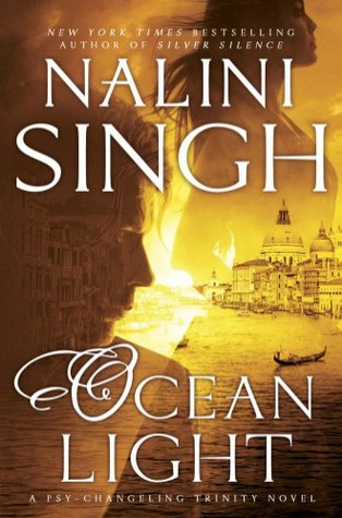 Ocean Light by Nalini Singh cover to Cover book blog kat snark