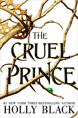 The Cruel Prince by Holly Black cover to Cover book blog kat snark
