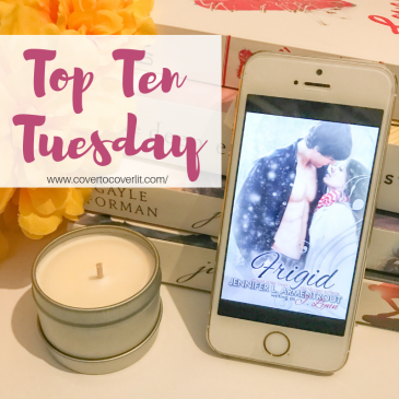 top ten tuesday cover to cover book blog kat snark that artsy reader girl reading books blogging ARCs