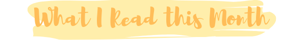 cover to cover book blog monthly wrap-up kat snark books reading challenges goodreads