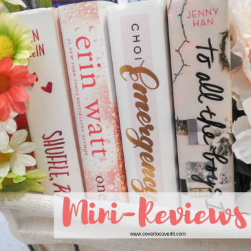 Mini-Reviews Cover to Cover Book Blog kat snark reading reader books adult contemporary