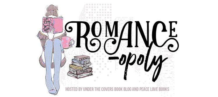 Romance-opoly Reading Challenge Cover to Cover Book Blog Under the Covers by Kat Snark