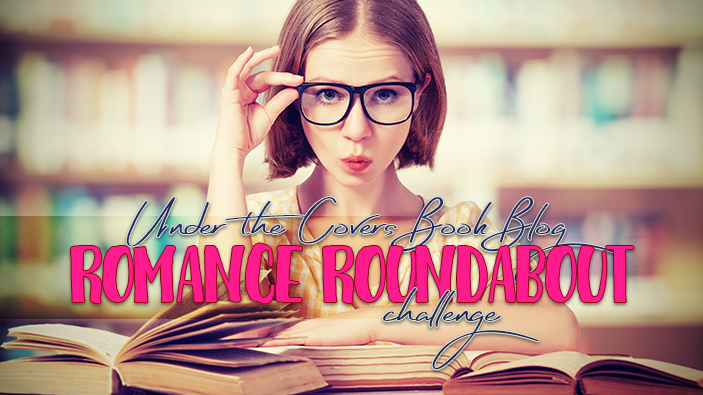 Romance Roundabout Reading Challenge Under the Covers Book Blog Cover to Cover Book Blog kat snark
