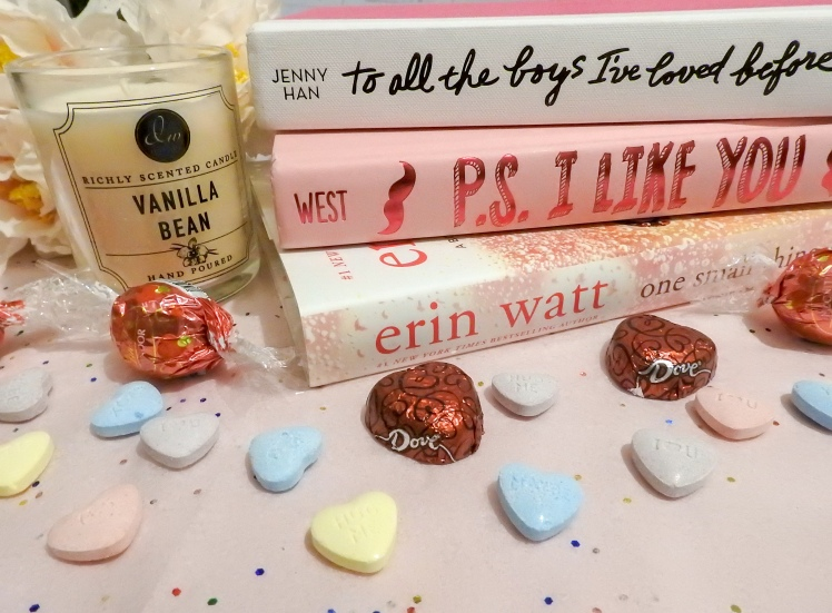 Valentine's Day instagram post 2019 Cover to Cover Book Blog kat snark