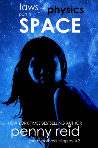 Penny Reid Space Laws of Physics trilogy cover to cover lit book blog reader reading blogger kat snark