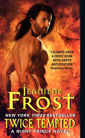 Twice Tempted by Jeaniene Frost Cover to Cover Book blog kat Snark review