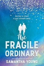Cover to Cover Book Blog Kat snark reviews discussions book blogger book dragon reading reader recommendations five star reads The Fragile Ordinary by Samantha Young