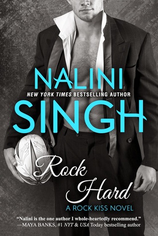 Cover to Cover Book Blog Kat snark book blog blogger reader books bookish Rock Hard Nalini Singh favorites 5 stars