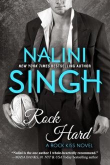 Cover to Cover Book Blog Kat snark book blog blogger reader books bookish Rock Hard Nalini Singh favorites 5 stars
