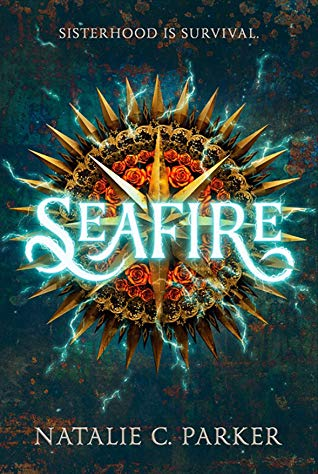 Cover to Cover Book Blog Kat snark reviews discussions book blogger book dragon reading reader recommendations four star reads Review Seafire by Natalie C. Parker Pirate Adventure Book Junkie Trials Ol' Pirate Cove Book on the Sea YA Young Adult