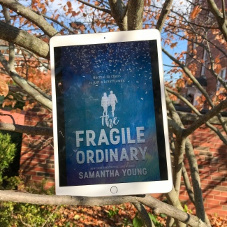 Cover to Cover Book Blog Kat Snark covertocoverlit Book Blogger Book blog reader reading The Fragile Ordinary by Samantha Young