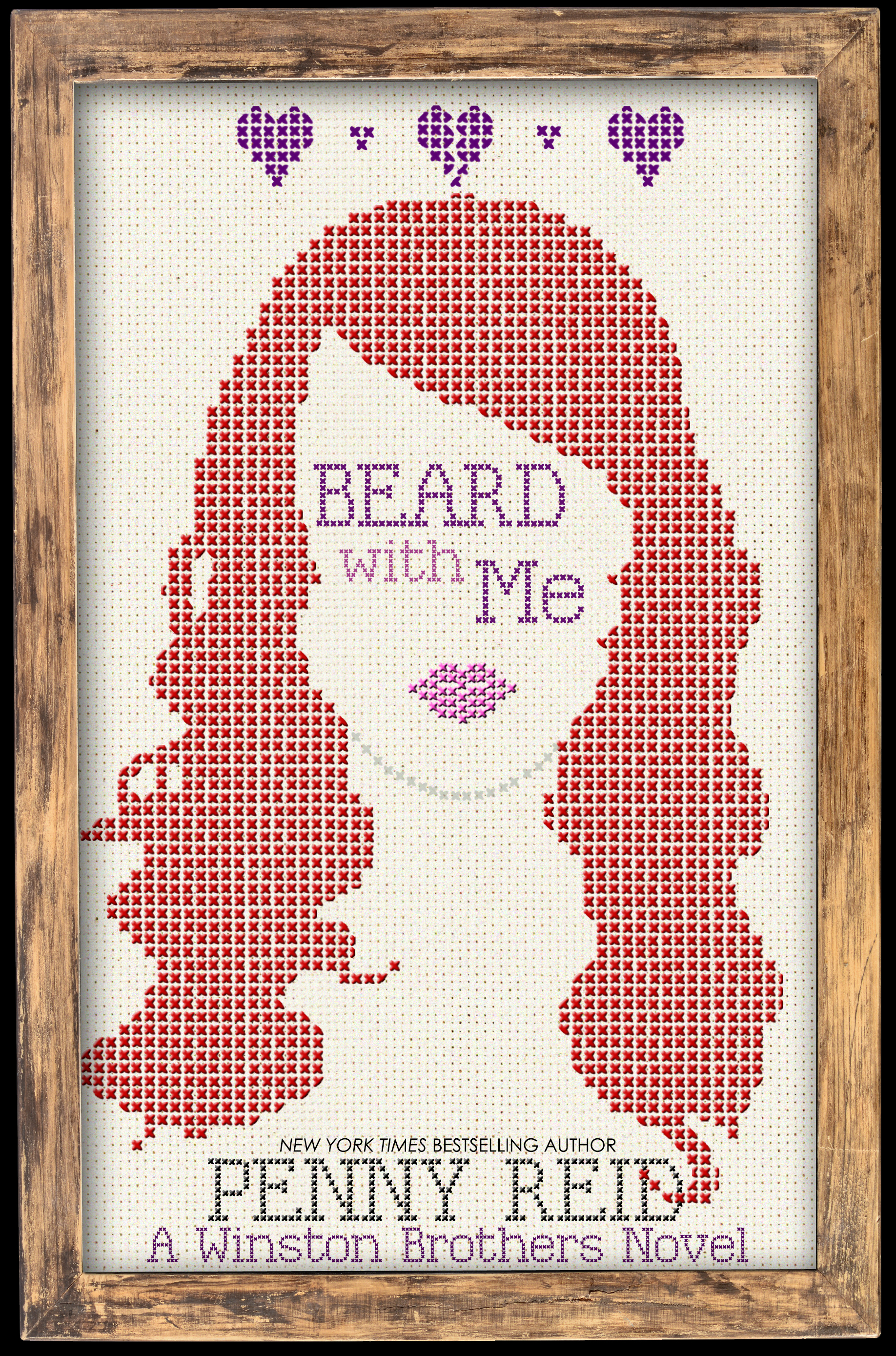 Beard with Me by Penny Reid Cover to Cover Book Blog Kat Snark covertocoverlit Book Blogger Book blog reader reading SmartyPants Romance Smart Romance Scarlet St. Claire Clair Billy Winston Winston Brothers Green Valley Pennyverse origin story childhood romance age difference homeless motorcycle club childhood abuse Literary Fiction Epic Love Story