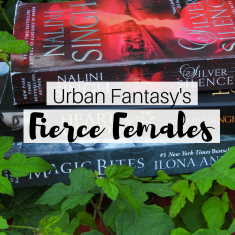 Fierce Females Cover to Cover Book Blog Kat Snark covertocoverlit Book Blogger Book blog reader reading Paranormal Romance Nalini Singh King Hall Kristen Ashley Ilona Andrews Kate Daniels Patricia Briggs Mercy Thompson