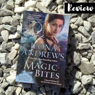 Curran Julie Magic Bites by Ilona Andrews on Cover to Cover Book and Blogging Blog by Kat Snark Kate Daniels Magic Urban Fantasy Paranormal Romance Sword Fierce Female Vampire shifter changeling slow burn romance