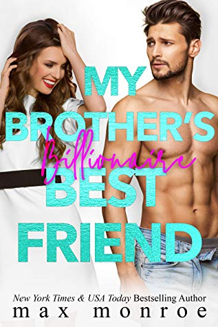 Kindle Unlimited Cover to Cover Book Blog September KU Challenge Kat Snark covertocoverlit Book Blogger Book blog reader reading My Brother's Best Friend, Max Monroe