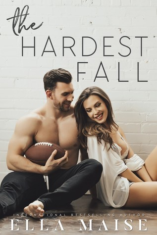Kindle Unlimited Cover to Cover Book Blog September KU Challenge Kat Snark covertocoverlit Book Blogger Book blog reader reading The Hardest Fall Ella Maise