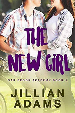 Kindle Unlimited Cover to Cover Book Blog September KU Challenge Kat Snark covertocoverlit Book Blogger Book blog reader reading The new Girl Adams